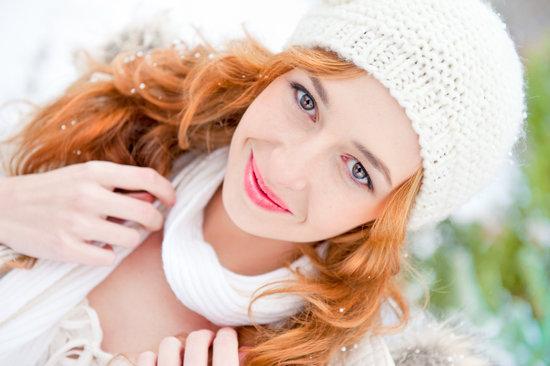 Как сохранить волосы красивыми зимой?