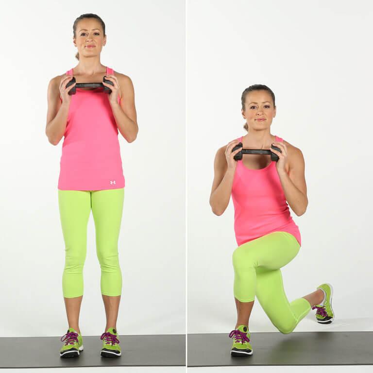25 упражнений для упругих ягодиц, если Вам наскучили приседания